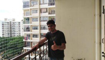 anti bird nets for balcony